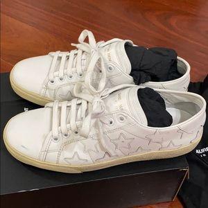 100% Authentic Saint Laurent Sneakers